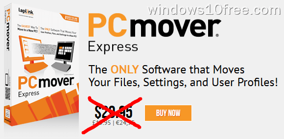 PCmover Express Cover