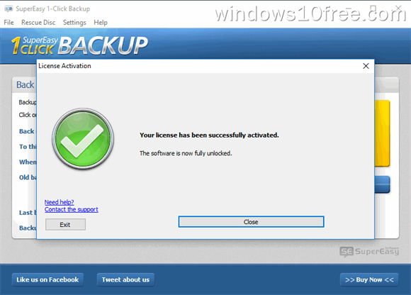 SuperEasy 1-Click Backup 05